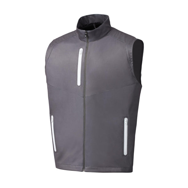FootJoy Full Zip Lightweight Softshell Vest