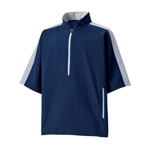 FootJoy Short Sleeve Sport Windshirt