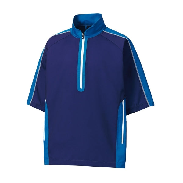 FootJoy Short Sleeve Sport Windshirt<BR><B><font color = red>SALE! PREVIOUS SEASON STYLE</B></font>