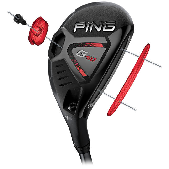 Ping G410 Hybrid<BR><B><font color = red>NEW LOWER PRICE!</B></font>
