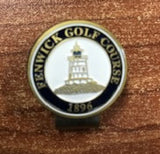 Fenwick Hat Clip With Ball Marker
