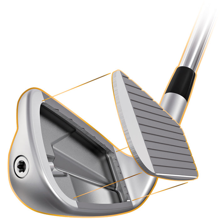 Ping i500 Irons - Steel