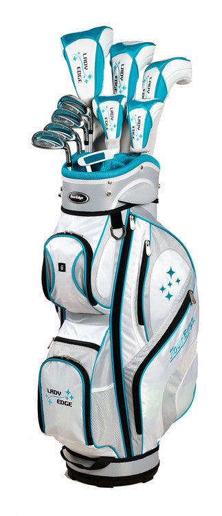 TOUR EDGE LADY EDGE PACKAGE COMPLETE SET