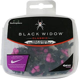 SoftSpikes Black Widow QFit Golf Cleats 18-Pack