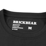 Grey Bear - Ladies Black T-Shirt