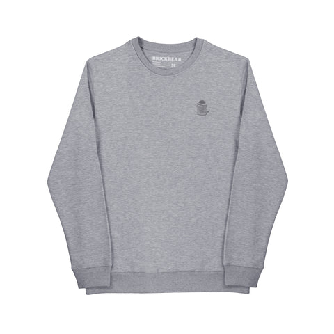 Grey Bear - Grey Sweatshirt
