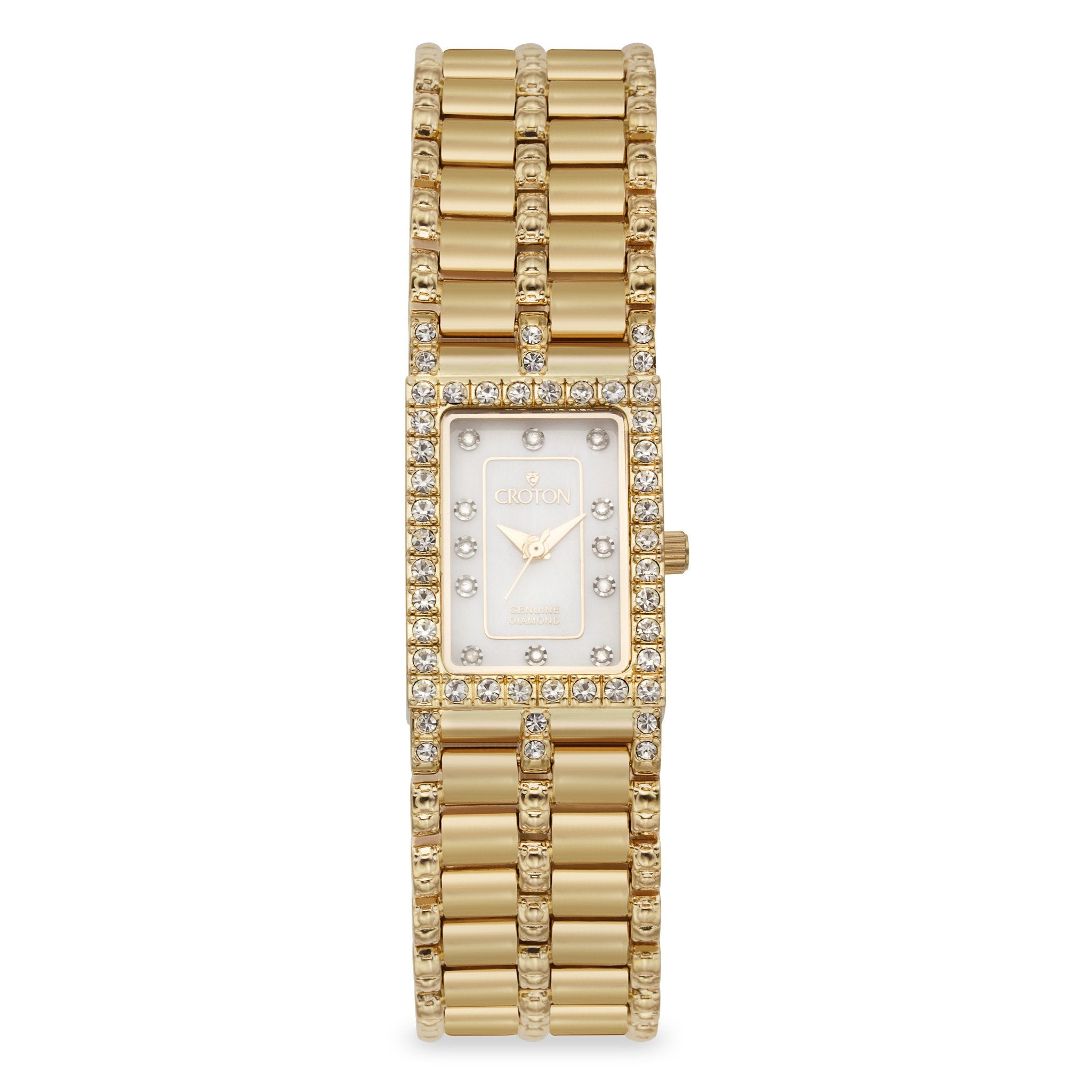 crystal gold stainless diamond women product watch with rose brand female steel waterproof watches fashion bracelet silver clock wristwatches lady