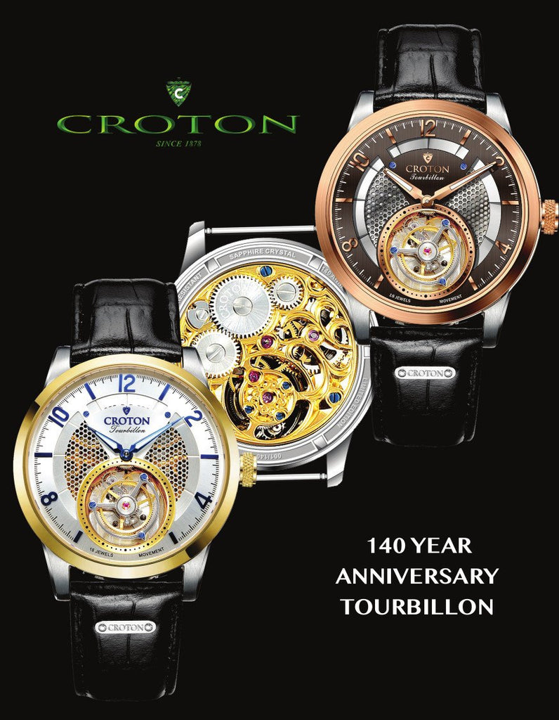 140th Limited Edition Anniversary Tourbillon Watch Pre-Order