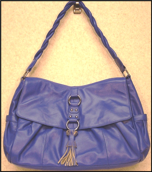 Nina Raye Pocketbook in Purple