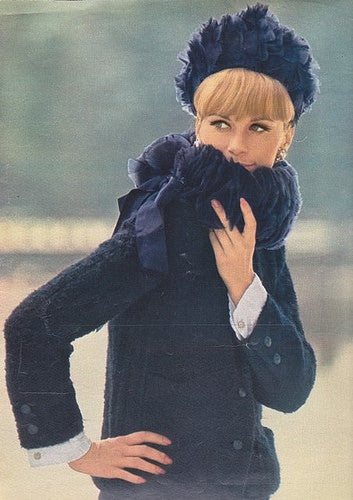 Chanel ♥ 1964. 1960s fashion