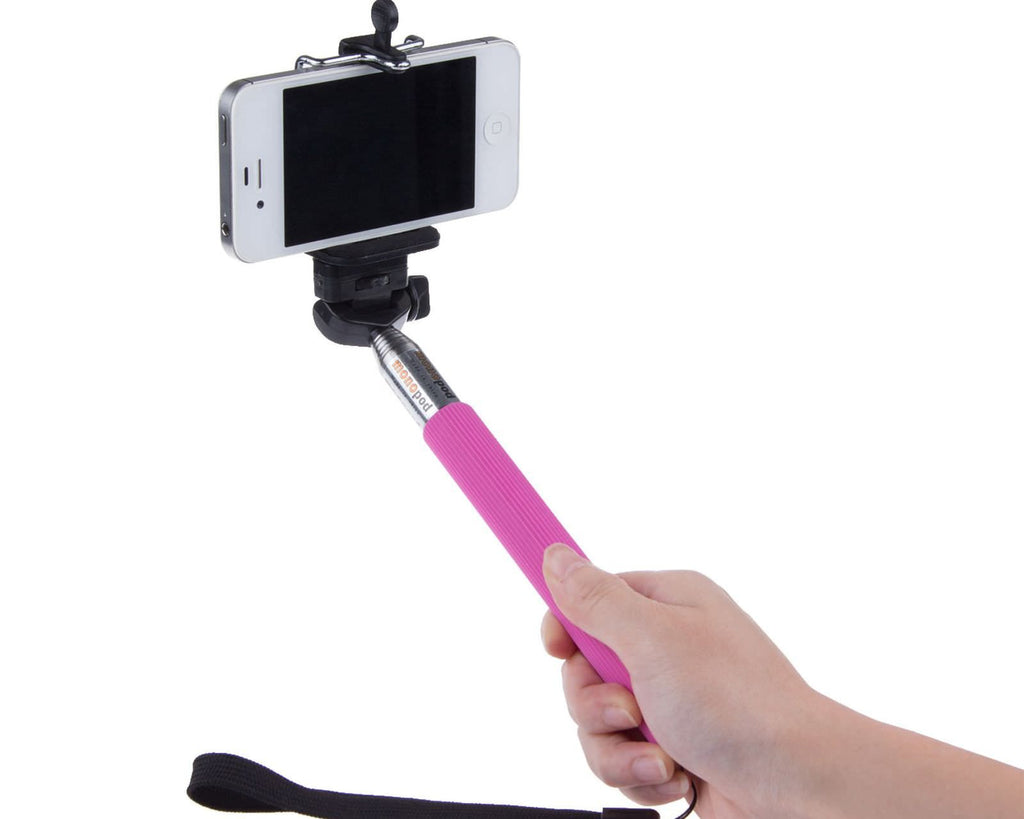 SELF-PORTRAIT MONOPOD FOR CAMERA & MOBILEPHONE