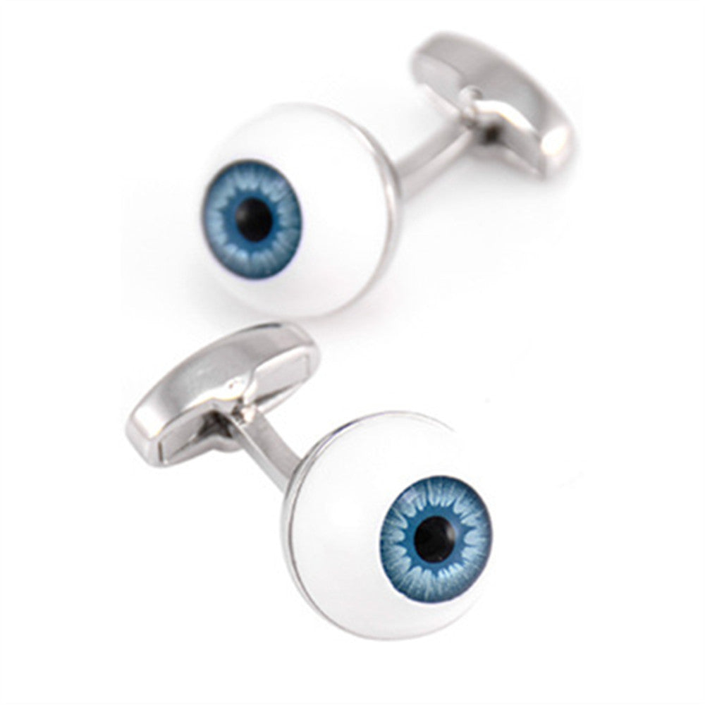 Blue Eye Cufflinks