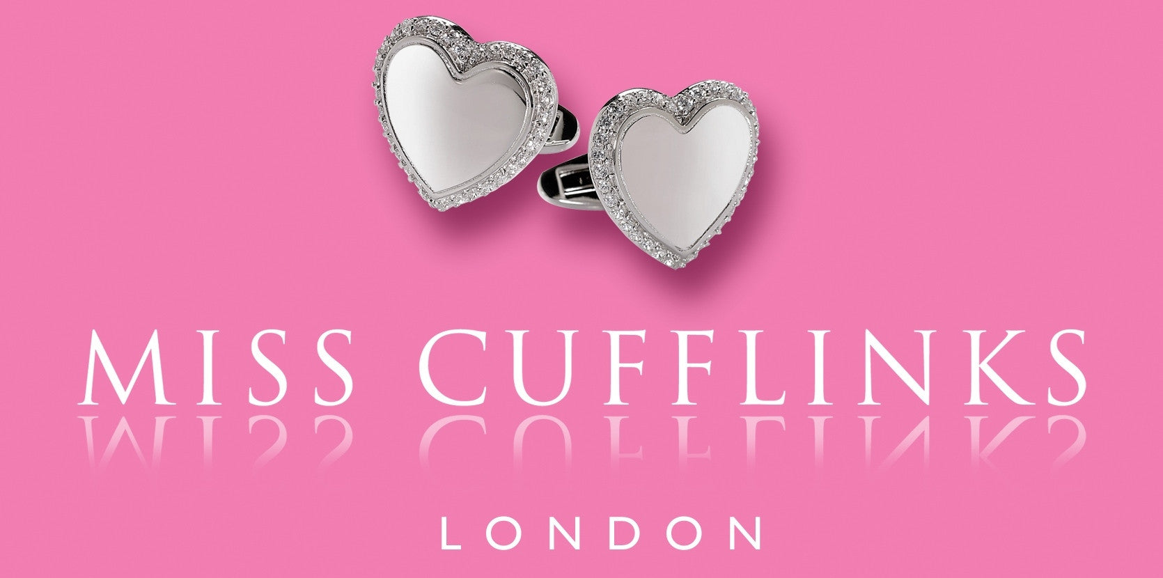 Cufflinks for ladies
