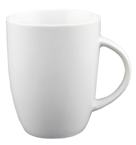 White porcelain mug (bulk packed) (pack of 48pcs)