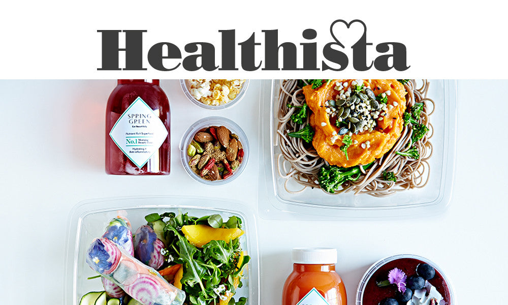 5 best healthy food delivery services by Healthista 2017