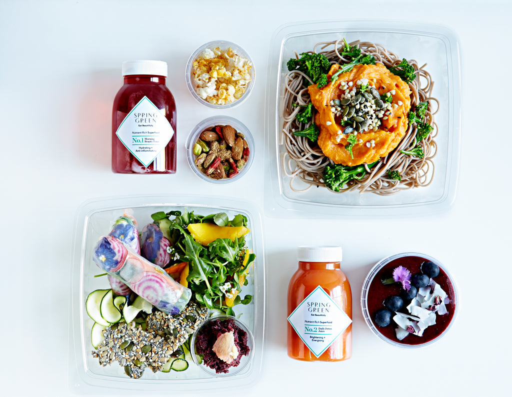 VOUCHER - Botanical Superfood Radiance Meal Programme