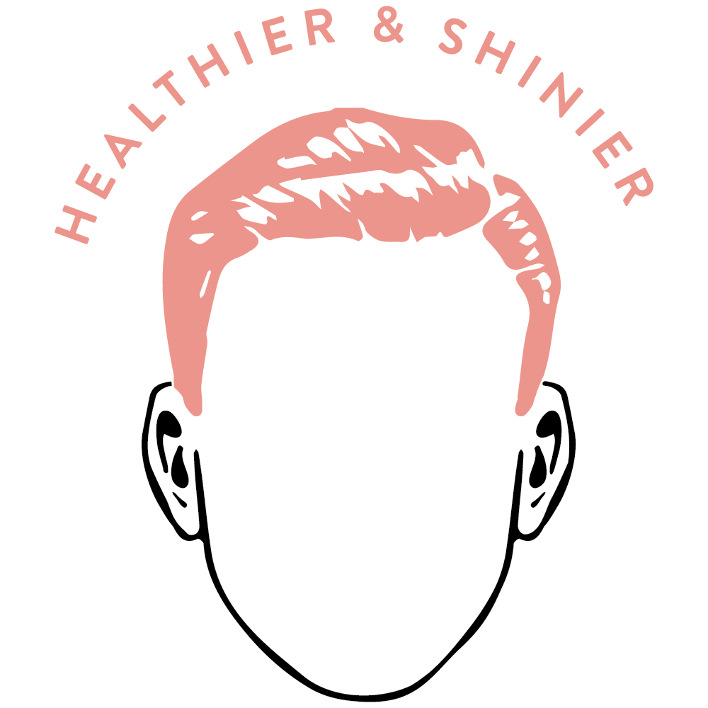 healthier and shinier hair
