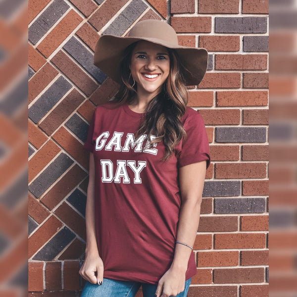 GAME DAY Tees