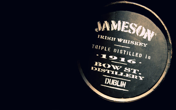 Irish Whiskey Is Making a Comeback. Don't Miss Out.