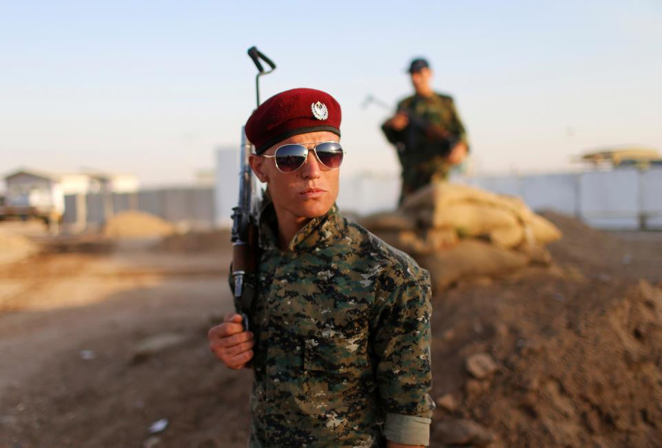 On the Battlefront Against ISIS With the Peshmerga