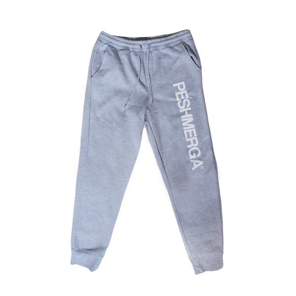 Peshmerga Fleece Pant (Grey Heather)