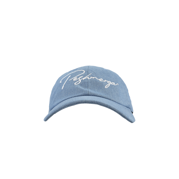 PESHMERGA X POUR LE COEUR DENIM DAD HAT (LIGHT BLUE)