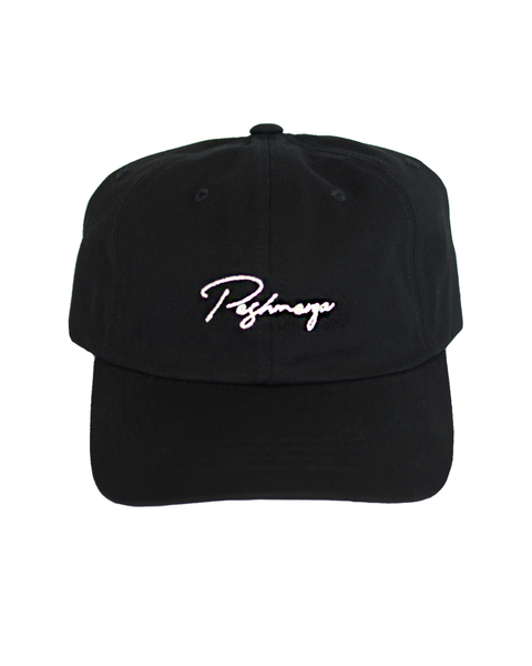 PESHMERGA CURSIVE DAD HAT (BLACK)
