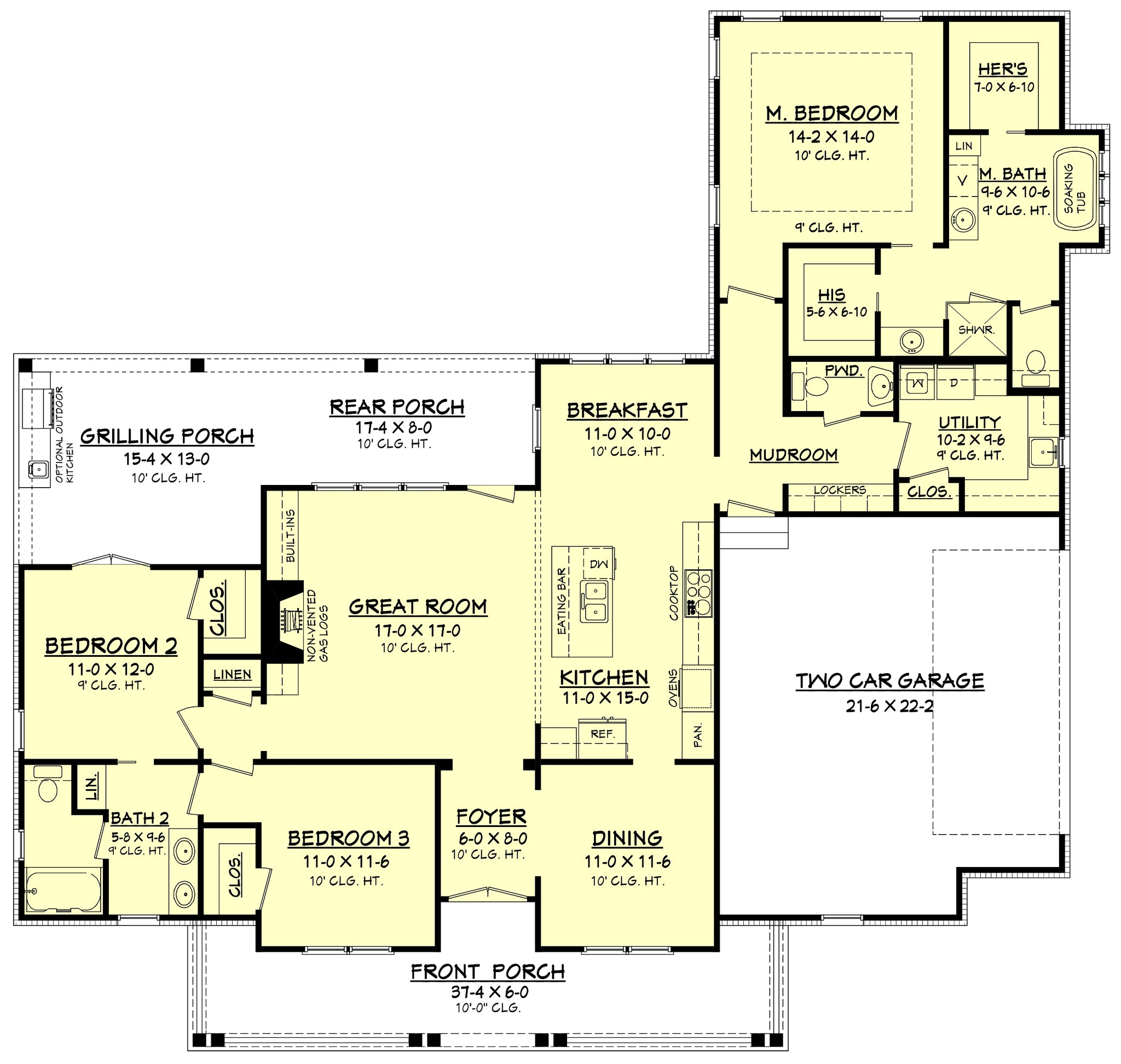 rockford house plan house plan zone rockford floor plan
