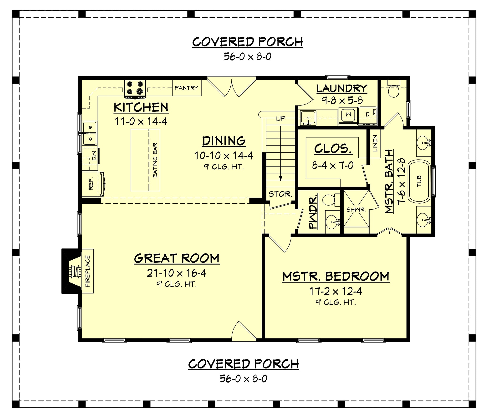 Perkins lane house plan house plan zone for Two story house drawing