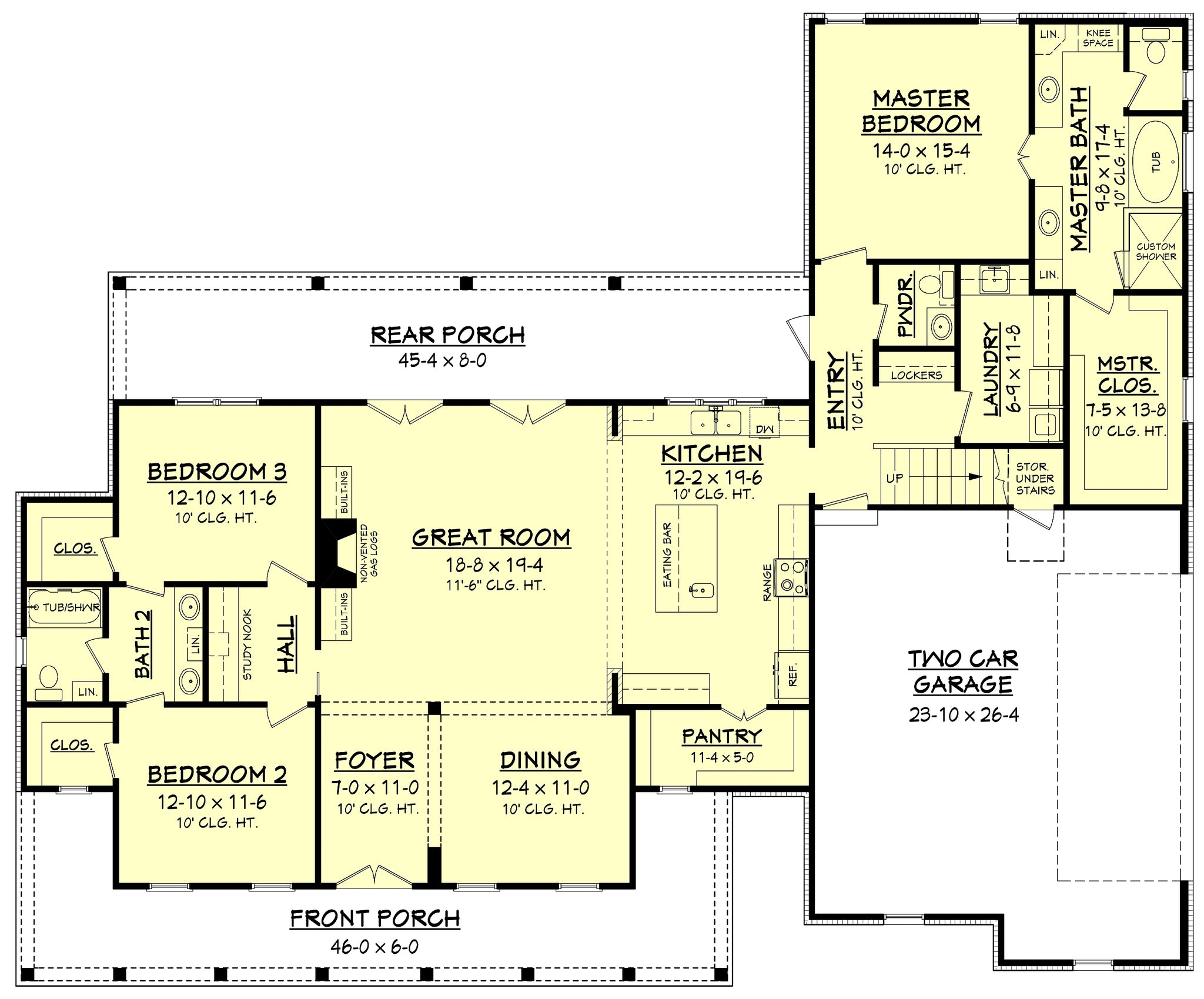 Manor Farm First Floor Plan