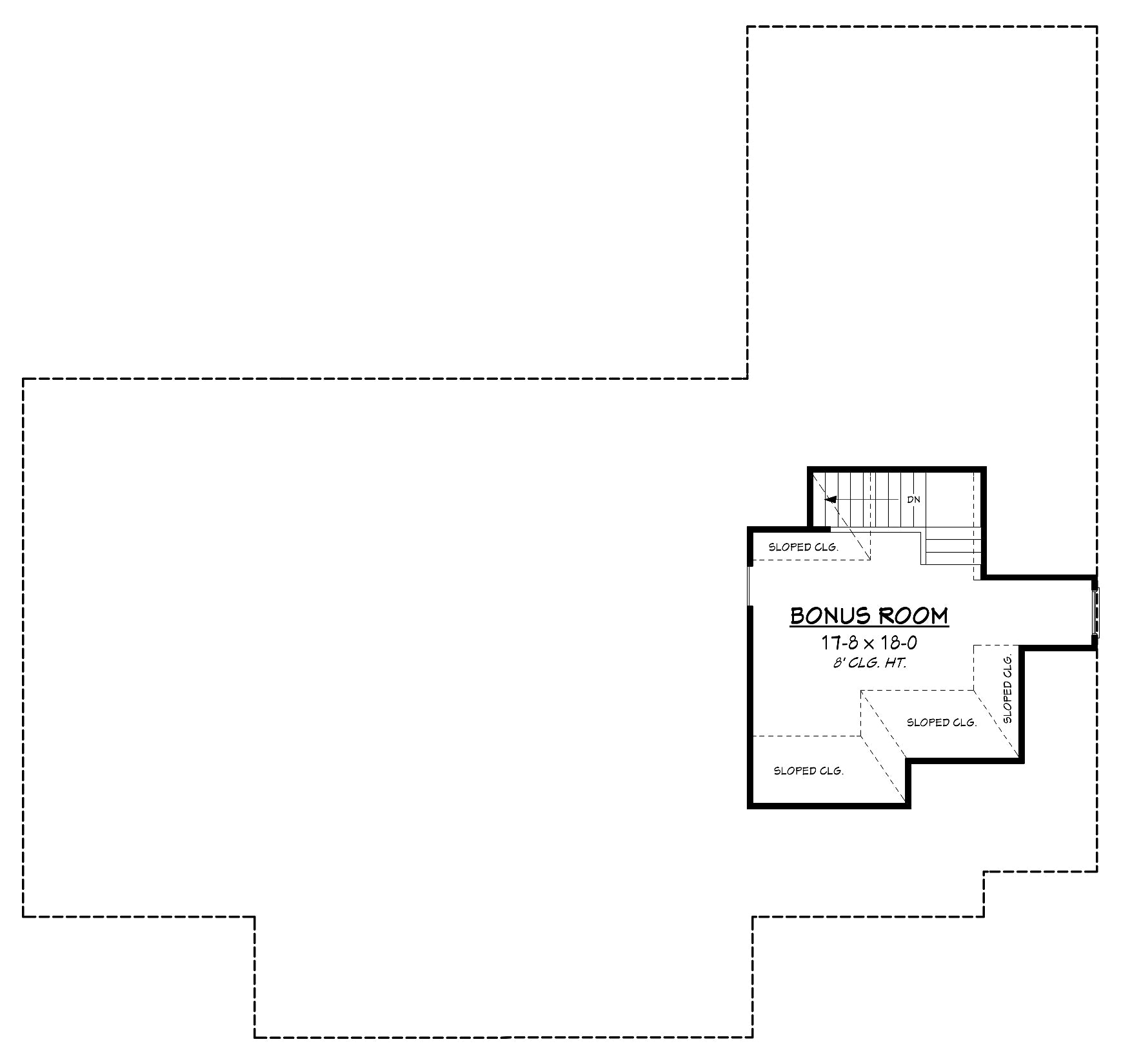 Wilkshire Country House Plan