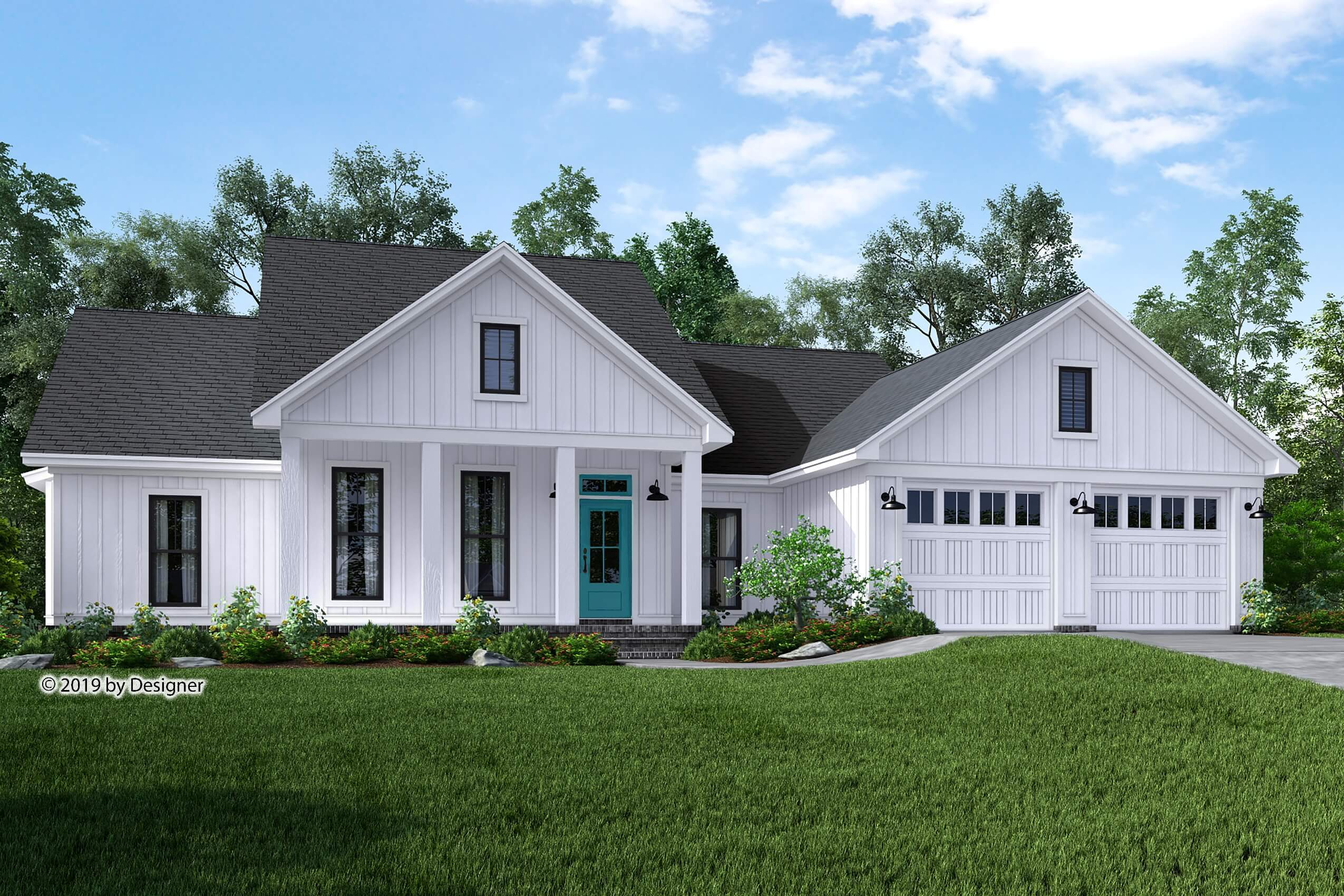 Oak Ridge House Plan