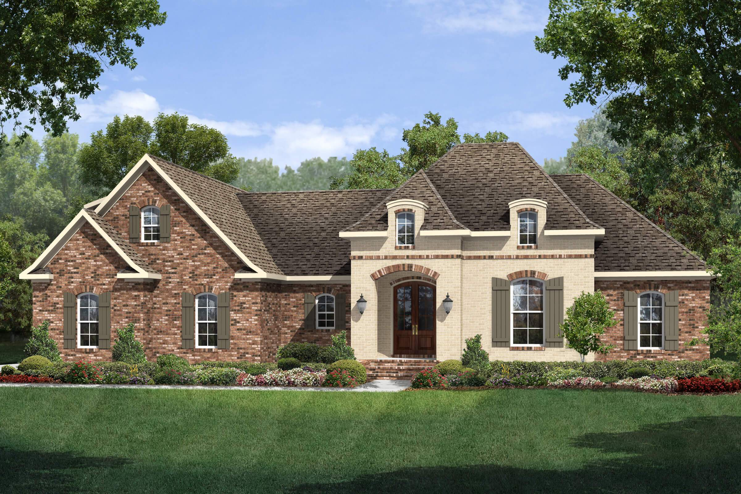 Meadowbrook House Plan