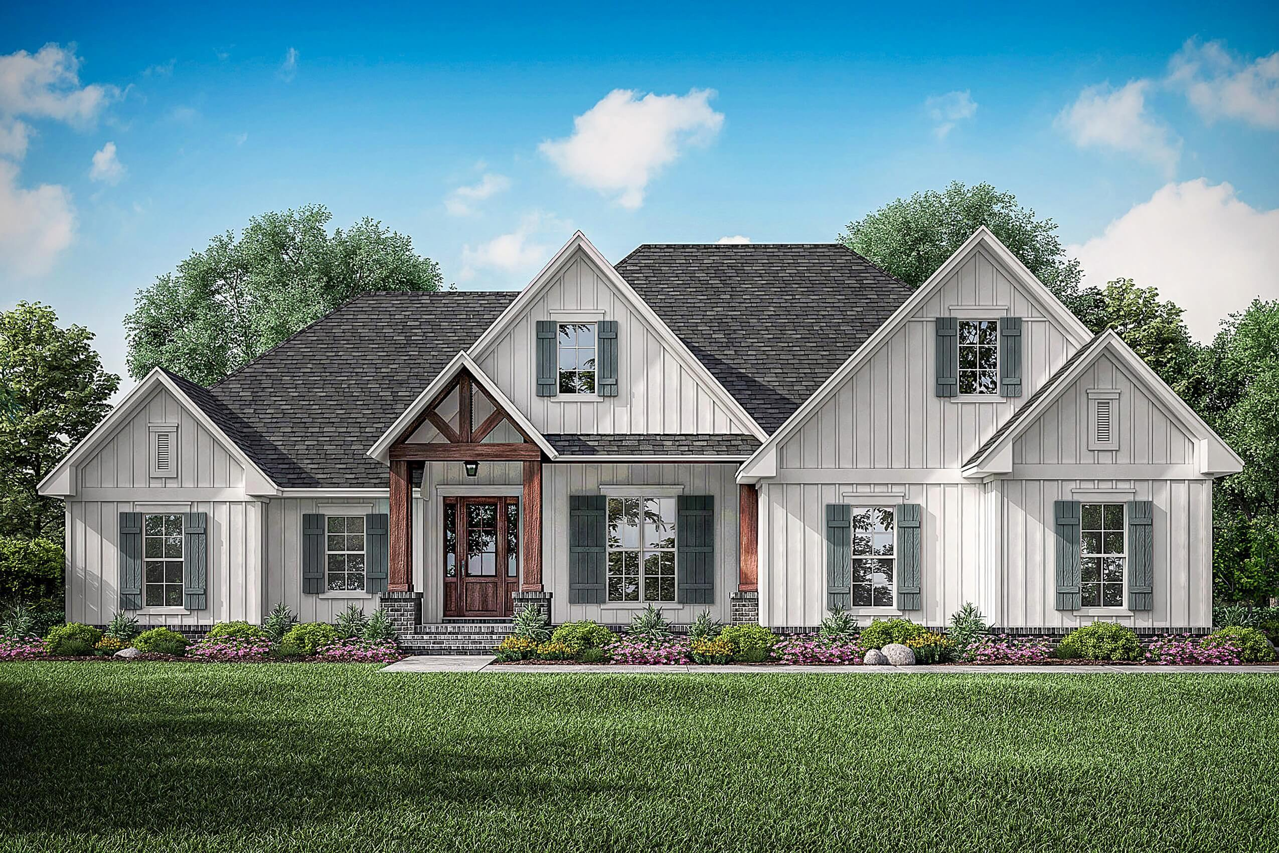 Mountain Brook House Plan