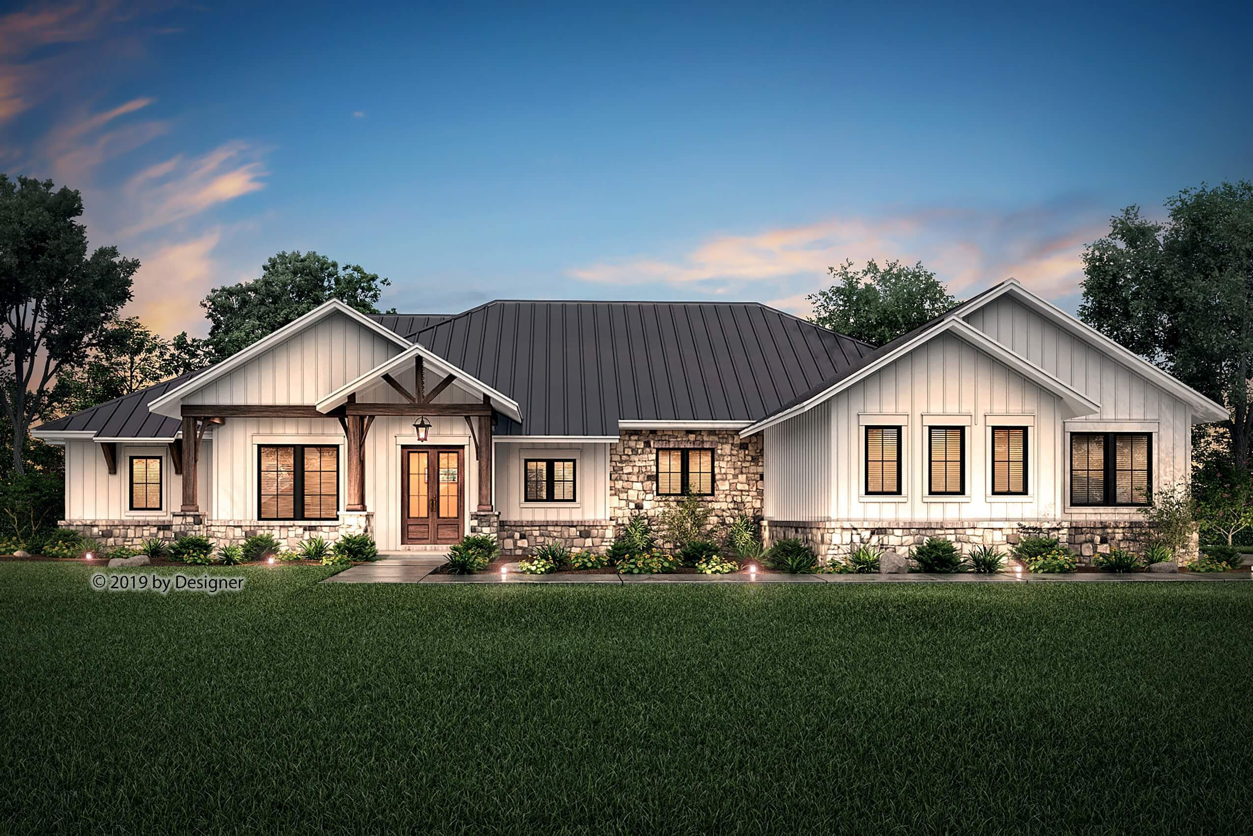 Amarillo House Plan