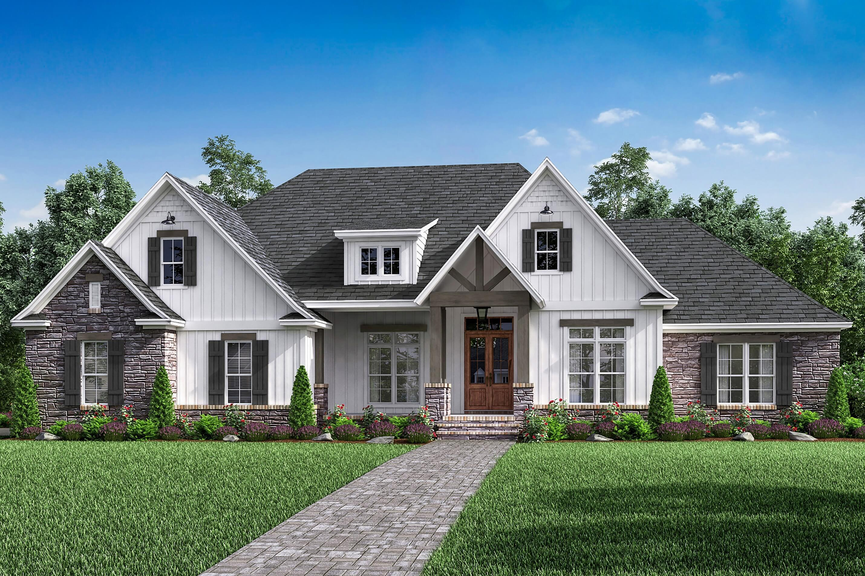 Courtland Drive House Plan