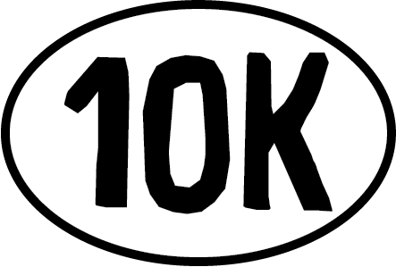 10k Oval Magnet (FT)