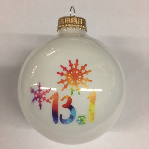 Christmas Ornament 13.1 - Tie Dye