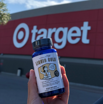 Legendairy Milk LIQUID GOLD is now in select TARGET locations!