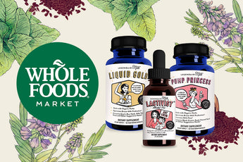 We're in select Whole Foods Market locations!