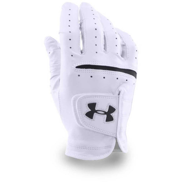 Under Armour StrikeSkin Mens Leather Golf Glove