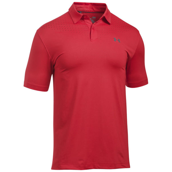 Under Armour Coolswitch Ice Pick Golf Polo Shirt