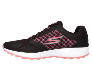 NEW SKECHERS GO GOLF EAGLE - RIVAL - BLACK/PINK