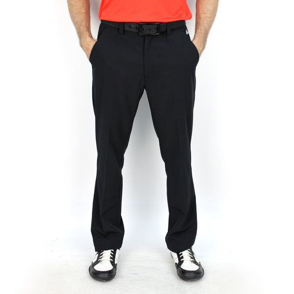 Walrus Eric Mens Tech Golf Trousers Black