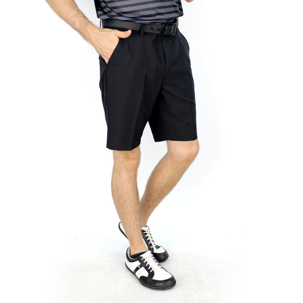 Walrus Antony Tech Golf Shorts Black