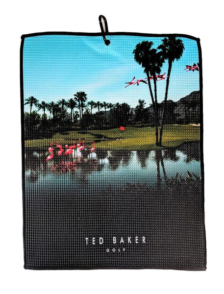 Ted Baker Microfibre Golf Towel