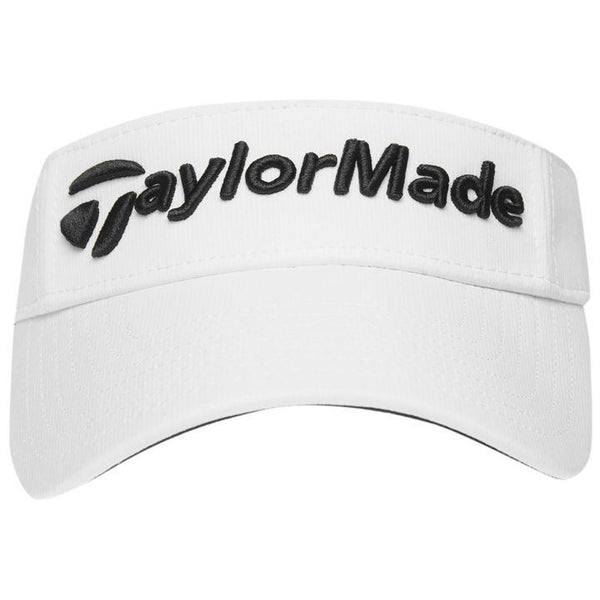 New Taylormade Tour M1-M2 White Golf Visor Adjustable