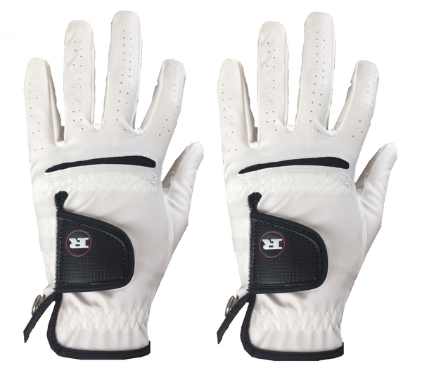 Ram FX All Weather Left Hand Golf Gloves Twin Pack