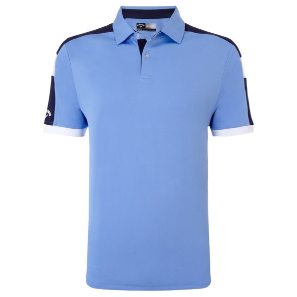 Callaway Shoulder Block Golf Polo Shirt