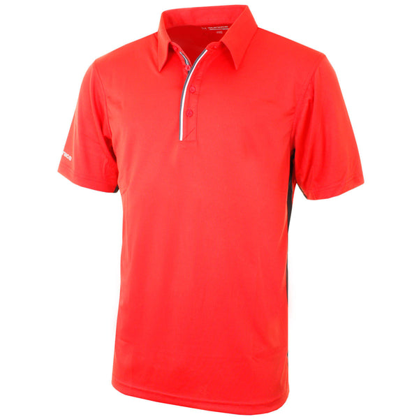 Sunice Golf Zachary Mens Golf Polo Shirt